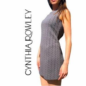 2/$50 Cynthia Rowley- Quilted Dress